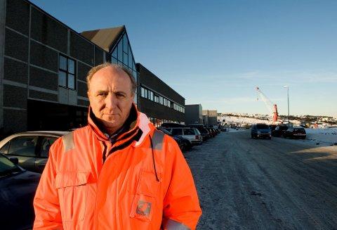 Nils-Petter Sivertsen fikk nok av lederjobben etter et styremøte onsdag.