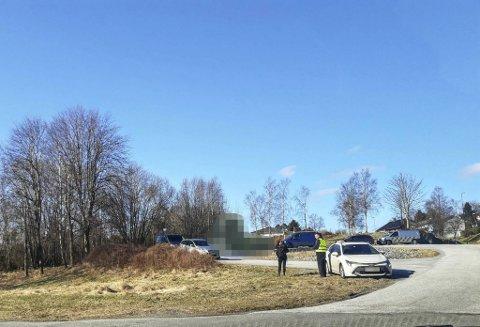 Tirsdag formiddag ble det gjennomført en åstedsbefaring på fylkesvei 57 i Alver kommune.