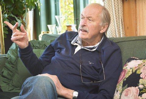 En TOUR IGJEN: Om få dager fyller Johan Kaggestad 75 år. Allerede nå er forberedelsene til neste års Tour de France i full gang. Det blir han aller siste som kommentator for TV2.
