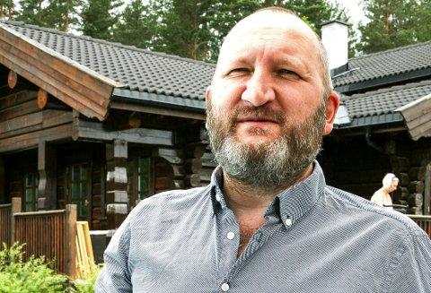 NESTLEDER: Jan Petter Gundersen blir fra 1. januar nestleder i LO Viken Oslo