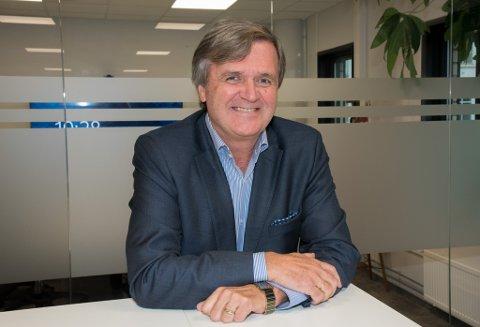 BOB-direktøren Terje W. Gilje .