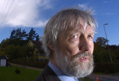Per Lebesby: Lokalpartileder og enn så lenge gruppeleder for KrF i Fredrikstad.Arkivfoto: Erik Hagen