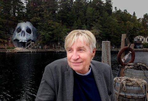 Terje Formoe kan glede seg over at folk fortsatt valfarter til Dyreparken i Kristansand for å se kaptein Sabeltann utfolde seg.