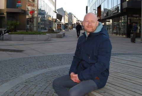 Mye å lære om oss selv: Ivar Vehler lever av å holde foredrag om vårt indre liv, om mindfulnes og hvordan vi kan bli bedre kjent med oss selv.
