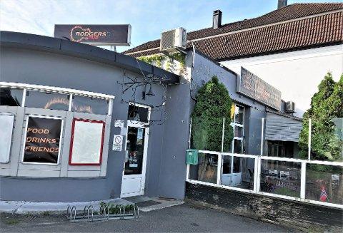 NESTEN: Rodgers Pub på Selbak tok en meget respektabel 2. plass i FBs prisguide.