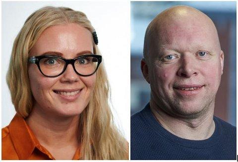 Tina Denstad og Tor Asgeir Johansen, Arbeiderpartiet