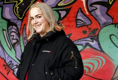 GLEDER SEG: Camilla Bjerke gleder seg til oppvarmingen for Oslo Ess.