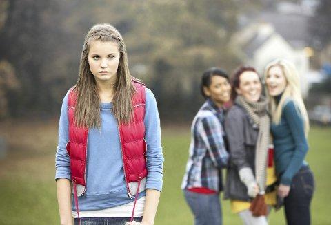 PÅ SKOLEN: Mobbing kan foregå alle steder der barn og unge oppholder seg. Nettmobbing er en trussel mot barns hverdag, understreker innsenderen.