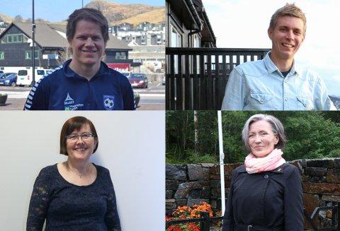 Kjetil Nedrebø (Ap), Tarje Angelskår (KrF), Liv Todnem (H) og Marit Høie (H) er blant medlemmene som foreslås til utvalg for kultur og samfunn.