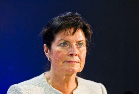 RAMMET AV KREFT IGJEN: Merete Furuberg, leder i Norsk Bonde- og Småbrukarlag