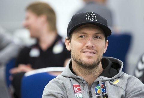 NY JOBB: Ole-Kristian Tollefsen skal jobbe med spillerutvikling i Norges Ishockeyforbund.