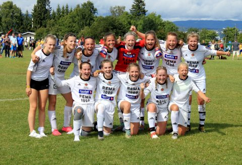 Frons J16 i Norway Cup