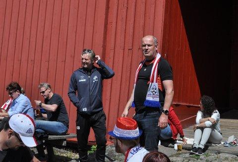 Kent Bergersen, Stein Lund