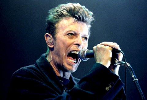 David Bowie:  Diamond Dogs er et Stavanger-band og hyller David Bowie på Høvleriet lørdag.     FOTO: REUTERS/Leonhard Foeger/Files