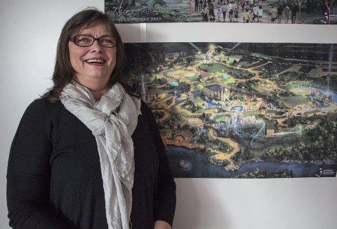 SAMARBEIDER GODT: Varaordfører Ruth Grethe Østebøvik Eriksen mener at Sveio spiller har et tett og godt samarbeid med nabokommunene. ARKIVFOTO: TORE ROTH STRANDEN