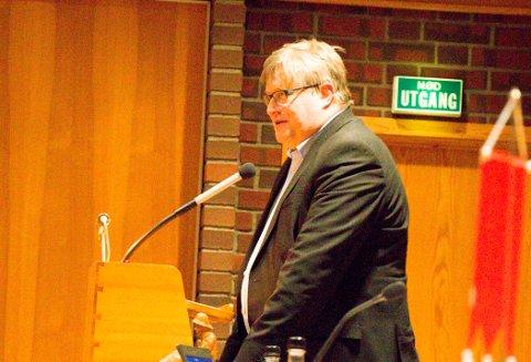 MOT BOMPENGER: Leder i programkomiteen i Karmøy FrP, Einar Endresen, vil skåne bilistene for nærmere én milliard kroner i bompenger.