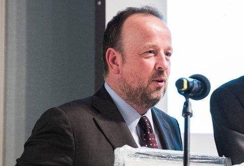 Frithjof Jacobsen har sagt opp jobben sin i VG.
