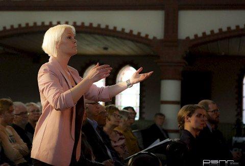 BOCCA: Ive Buch Romme er dirigent for  Bocca, som har konsert sammen med Nord-Rogaland symfoniorkester.