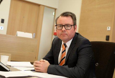 Advokat Ben Einar Grindhaug var forsvarer for mannen som ble frikjent for voldtekt.