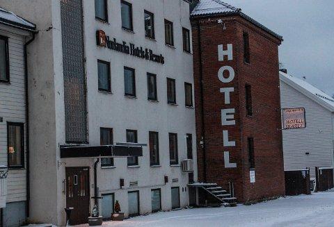 Det kan komme informasjon om  hvordan Lyngengården Hotell Skaret skal avvikles over helga.