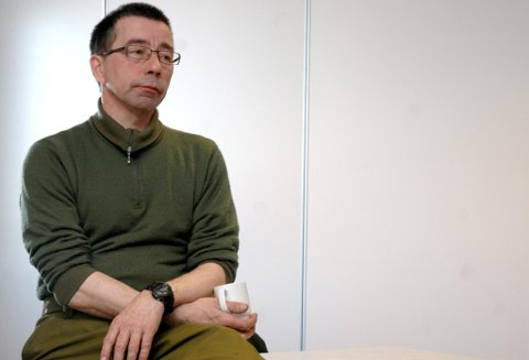 UTVIKLING: Kjetil Hanssen er daglig leder i Exsentra Utvikling AS, han tror utviklingen krever at noen tørr å satse. Arkivfoto: Marius Thorsen