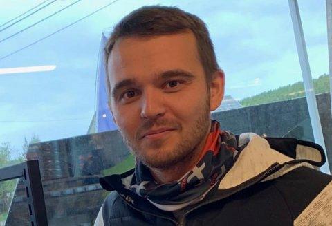 OPPBUD: Bjørn-Magne Johansen og resten av styret i Industrivarehuset AS meldte oppbud i selskapet onsdag.