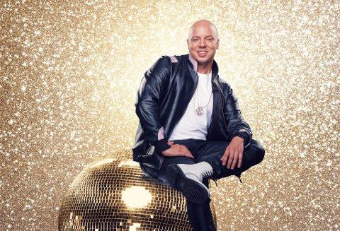 MÅ MOTBEVISE ODDSSETTERNE: Fred Buljo blir ikke spådd en lang karrière på «Skal vi danse».