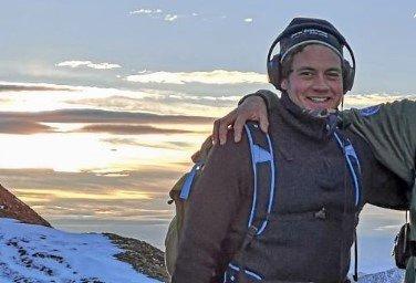 MANGE KUNDER: Fredrik Bye fra Borgshøgda har etter flere års arbeid en lang kundeliste, blant andre Norske Skog, Adventure Travel Trade Association, KystNorge AS og Wild-Norway.