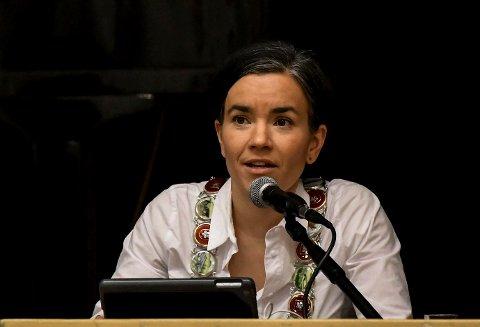 - Vi skal stå sammen: Det er budskapet fra ordfører Gunn Cecilie Ringdal.