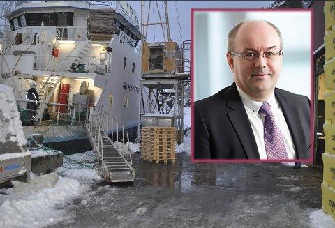 Usikker framtid? Styreleder i Lerøy Seafood Group, Helge Singelstad, er fornøyd med at trålpliktene foreslås fjernet. – Vi har ikke investert milliardbeløp på landanlegg for å kvitte oss med dem, bedyrer han.