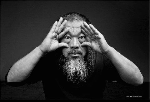Verdenskjent: Utstillingen av den verdenskjente kunstneren Ai Weiwei åpner lørdag i Henningsvær.