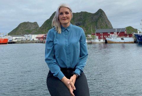Hanne Fagertun er ny daglig leder i Nordland Fylkes Fiskarlag.