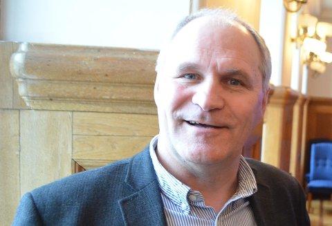 VEDTAK: Tidligere ordfører Jan Sigbjørnsen (H) i Flekkefjord fikk til slutt et klart flertall for å endre høringsuttalelsen som truet med å velte E39-utbyggingen mellom Lyngdal og Lund.