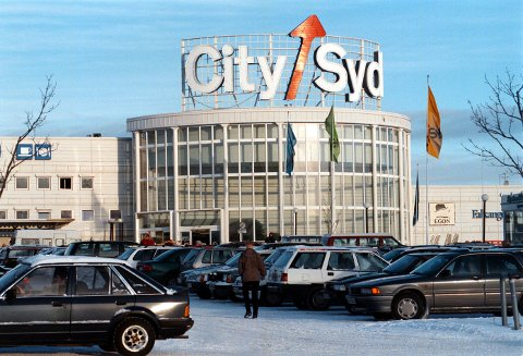 City Syd er en av stedene hvor den smittede har vært.