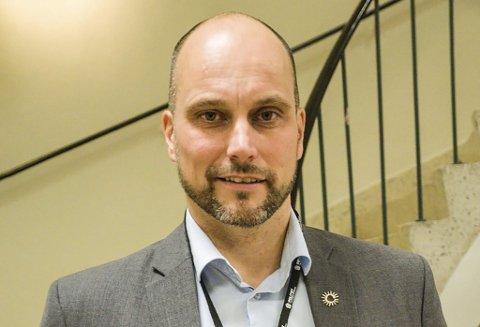 Torbjørn Aas blir ny direktør i NAV Trøndelag.