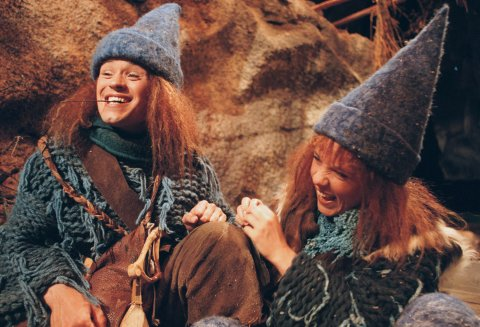 JUL I BLÅFJELL: Hvilket år ble denne NRK-serien sendt første gang?