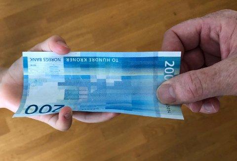 LOMMEPENGER: Hvor mye lommepenger synes du barn skal få?