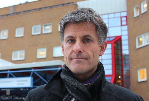 SVEKKET TILBUD: UNN-direktør Tor Ingebrigtsen ber UNN-styret si nei til PCI-senter i Bodø. Han frykter svekket tilbud til hjertepasienter i hele landsdelen.