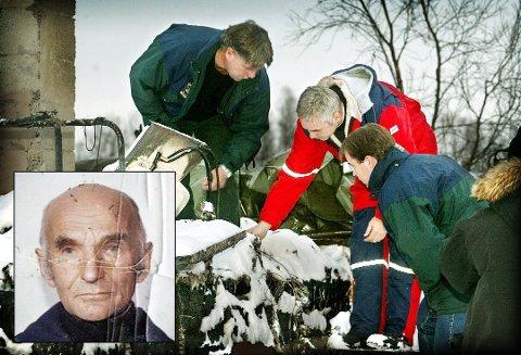 UOPPKLART: 15 år etter at Erling Eriksen (85) (innfelt) ble funnet drept på Breivikeidet, er ennå ikke saken oppklart. Troms-politiet har gjort nye undersøkelser, men de har ikke gitt resultater.