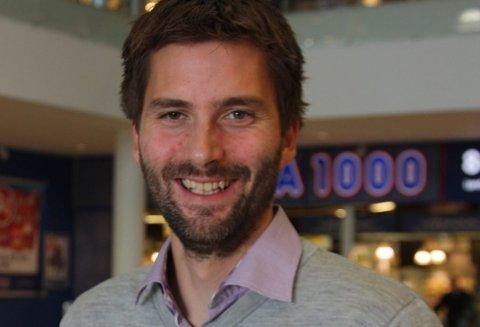 Rema 1000 sin regiondirektør nord, Ronny Repvik, er reist til Oslo for å delta i møtet med Mack
