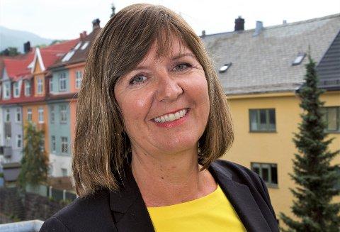Janicke Stolpe er direktør for Mennesker og Kultur i Tide - og jakter nå nye kolleger. Foto: Tide