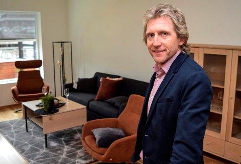 TOPPSJEF: Eiendomsmegler Geir Heimdahl tar over som daglig leder, eller administrerende direktør som det heter på fint, for hele Remax-kjeden.