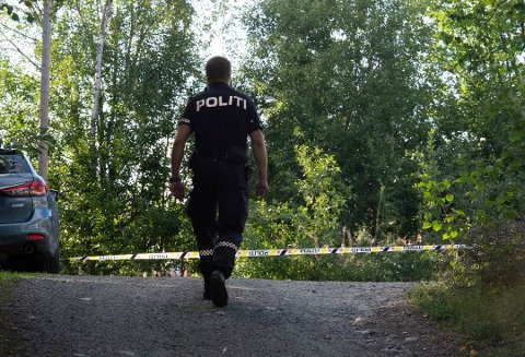 TILTALT: En mann er tiltalt etter at politiet aksjonerte mot lokalene til MC-klubben Coffin Cheaters i 2018.