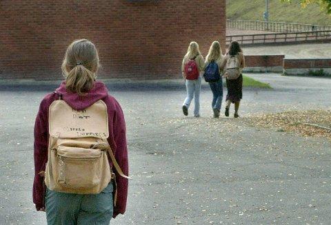 UTENFOR:Jenter mobber psykisk, og kilden er ikke alltid lett å finne. Mobbing gjør noe med sjøltilliten og kan få alvorlige konsekvenser.