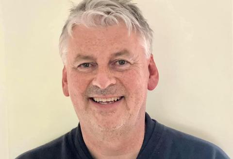 NY JOBB: Tony Tøftum fra Dokka er ansatt som ny rektor ved Torpa barne- og ungdomsskole.