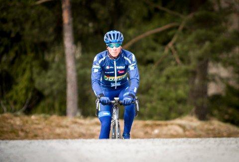 Carl Fredrik Hagen leverte to gode løp i henholdsvis Sundvolden Grand Prix og Ringerike Grand Prix. Det endte med to annenplasser, noe 25-åringen ikke var strålende fornøyd med.