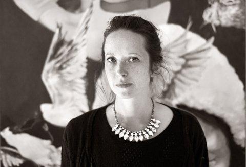 ÉN AV 17: Christina Holm Disington er én av 17 som får en unik mulighet i Østerrike om noen uker. Foto: Mona Moe Machava