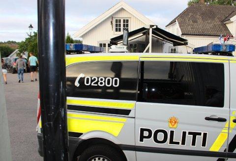 – Politiets øvelse kommer ikke til å bli noe særlig synlig utad, bortsett fra at vi kommer til å ha med 3 til 5 politibiler til Brevik, sier teamleder Stefan Moldvær i politiets UEH-enhet.