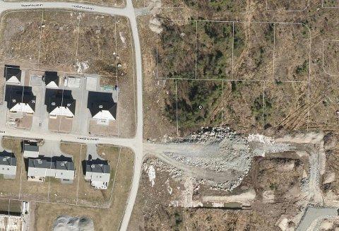 Prestekrageveien: I søknaden vises det til at flere andre har fått bygge garasje nærmere byggegrensen enn reguleringsplanen tillater i Prestegårdsskogen boligområde.