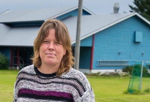 Marianne Dahl skaper liv og røre på Tomma med Hopp og Sprett AS.